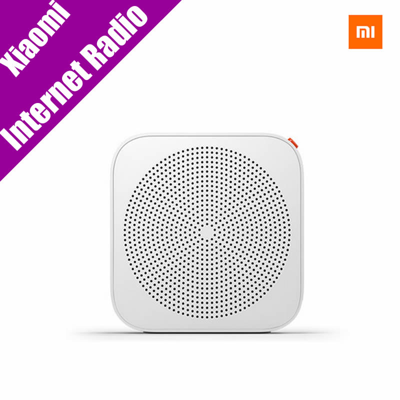 Original Xiaomi Wifi Network Radio Bluetooth Internet Radio Wireless Speaker Portable Player Support Android 4.0 IOS 7.0
