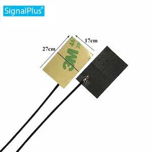 Image 2 - 433Mhz 6dbi LoRa FPC anten Gömülü FPC Antenler için IOT lorawan IPEX 10cm kablo yüksek kazanç 20 adet/grup