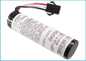 Battery For Altec Lansing MCR18650 2200mAh Speaker Battery(China)