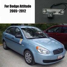 Thehotcakes автомобильная парковочная камера/камера заднего вида для Dodge Attitude/камера заднего вида/светильник номерного знака OEM