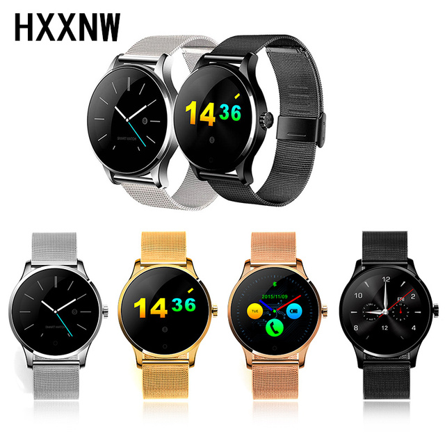 Original K88H Smart Watch Track Wristwatch MTK2502 Bluetooth Smartwatch Heart Rate Monitor Pedometer Dialing For Android IOS