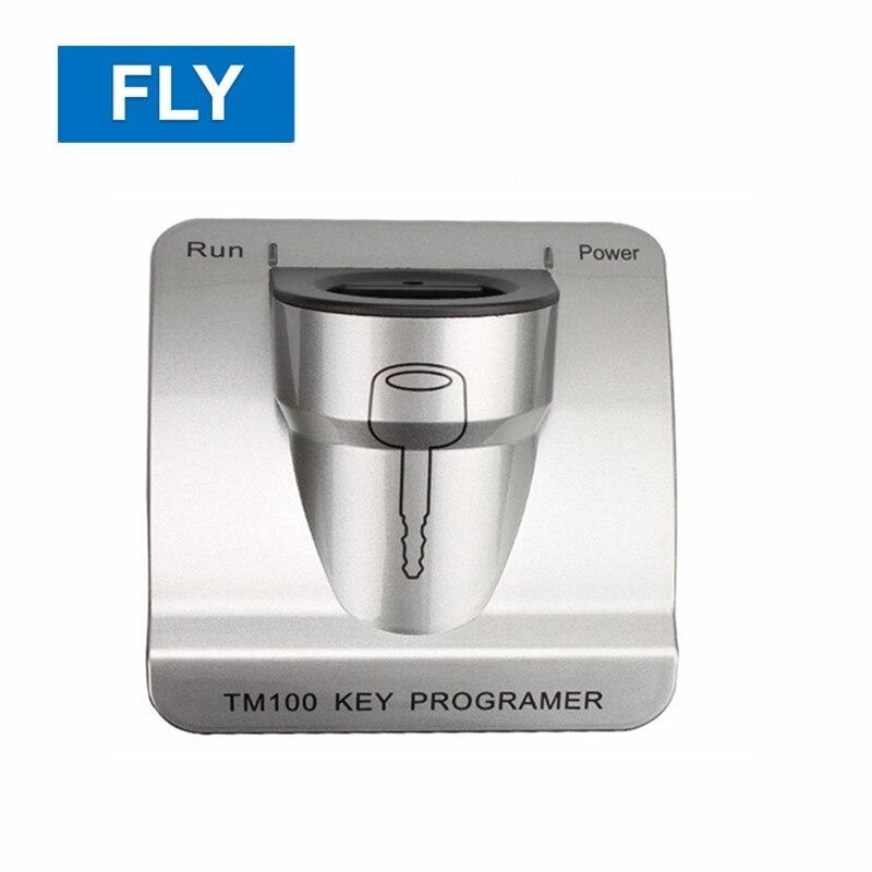 Цена за Fly TM100 V6.08 транспондера программист полной версии Поддержка все потерянный ключа с 62 модули обновление онлайн бесплатная жизни