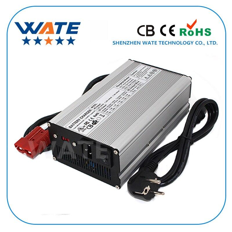 79.8V 5A Li-ion battery Charger battery charger for 19S 70.3V battery AGV car/forklifts etc цена 2017