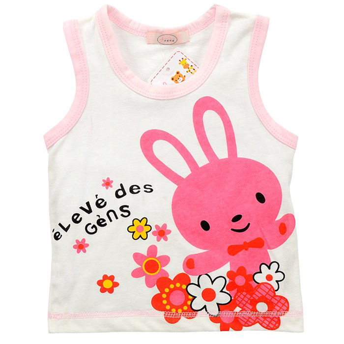 1-2Yrs-Summer-Baby-Sleeveless-Vest-Cotton-Baby-Boy-Sleeveless-T-shirts-Baby-Girl-Cartoon-Vest-Summer-Tees-Shirts-Free-Shipping-1