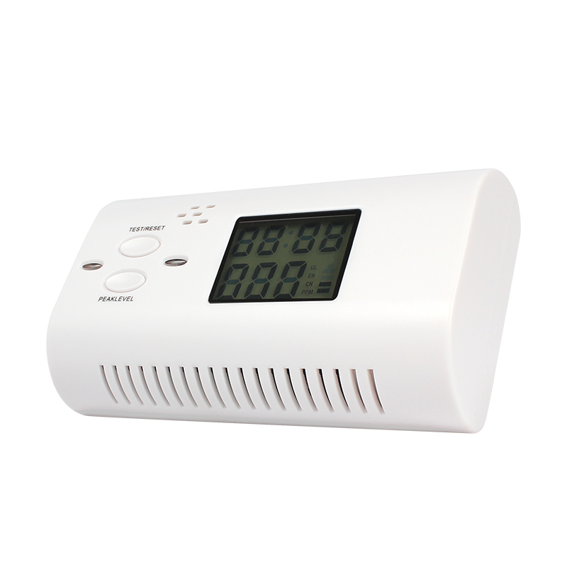 Security Household Safety LCD Light Carbon  Independent Detector Co Gas Sensor Carbom Monoxide Poisoning Alarm Detector