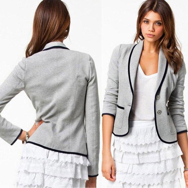 2016 das senhoras das mulheres jaqueta de mangas compridas Outono e Inverno quente mulheres jaqueta plus size S a 6XL