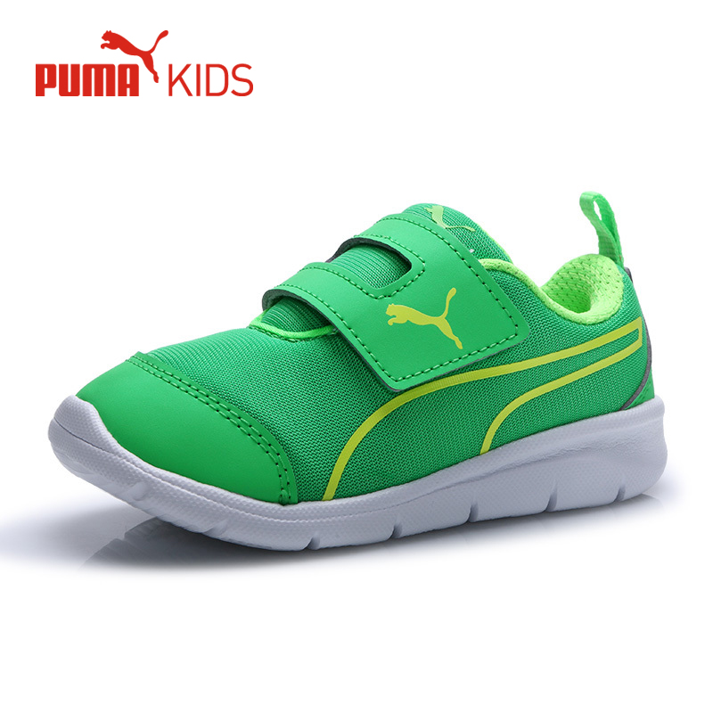 PUMA BAO Baby Kids Casual Sneaker 3 PLAY V INF Winter Boys ...