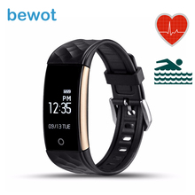 2016 New Smart Band S3 Smart Bracelet Waterproof IP67 Bluetooth 4.0 Heart Rate Monitor Sports Band Fitness Tracker Android iOS