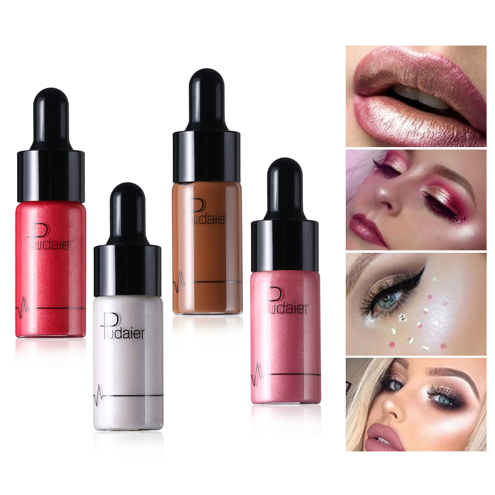 Makeup Face Highlighter Shimmer Stick Make Up Contour