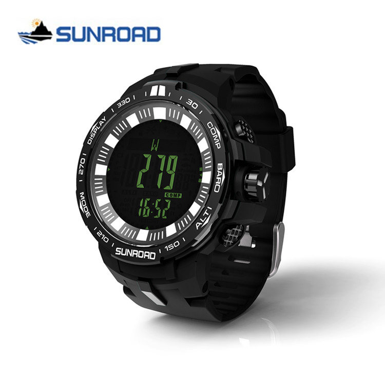 Reloj Hombre Luxury Brand Sport Watch Mens Digital Waterproof Altimeter Barometer Compass Thermometer Weather Pedometer Clock top brand luxury digital watch waterproof military altimeter barometer compass sport watch man clock men hours relogio masculino