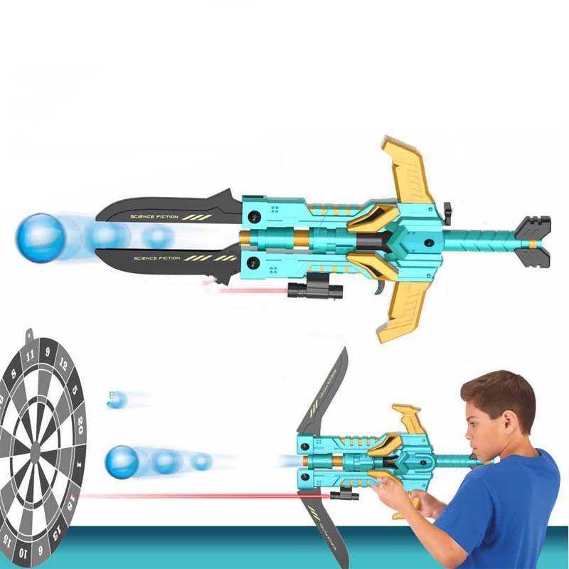 Jouets pour enfants doux cristal d'eau paintball gun bullet poussent perles pistolet à eau balle molle Pistolet Pistolet pour orbeez souris spéciale jeu vidéo