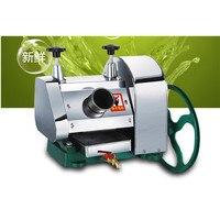 Коммерческий ручной соковыжималка машина сахарного тростника машина ручной сахарного тростника пресс машина соковыжималка экстрактор ZF