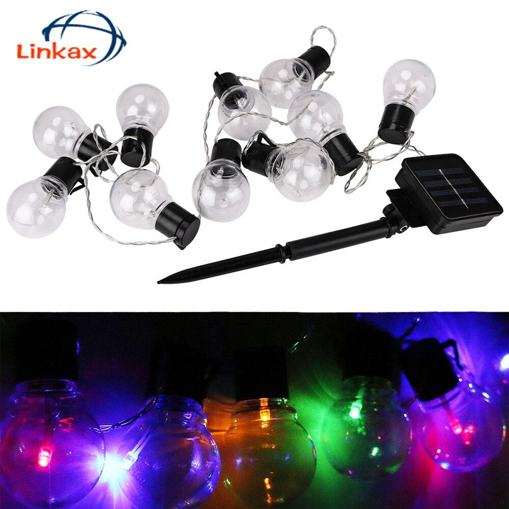 Factory Shop Solar Lights: Aliexpress.com : Buy 10 String Solar Light LED Fairy