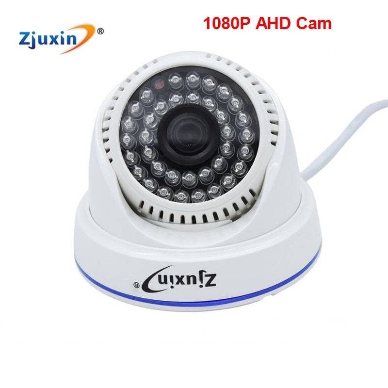 bilder für 1 STÜCK 1080 P AHD KAMERA 2MP Cctv-kamera Innen HD 5*36 IR LED 1080 P 3,6mm überwachungskamera OBJEKTIV HD Überwachungskamera für AHD DVR