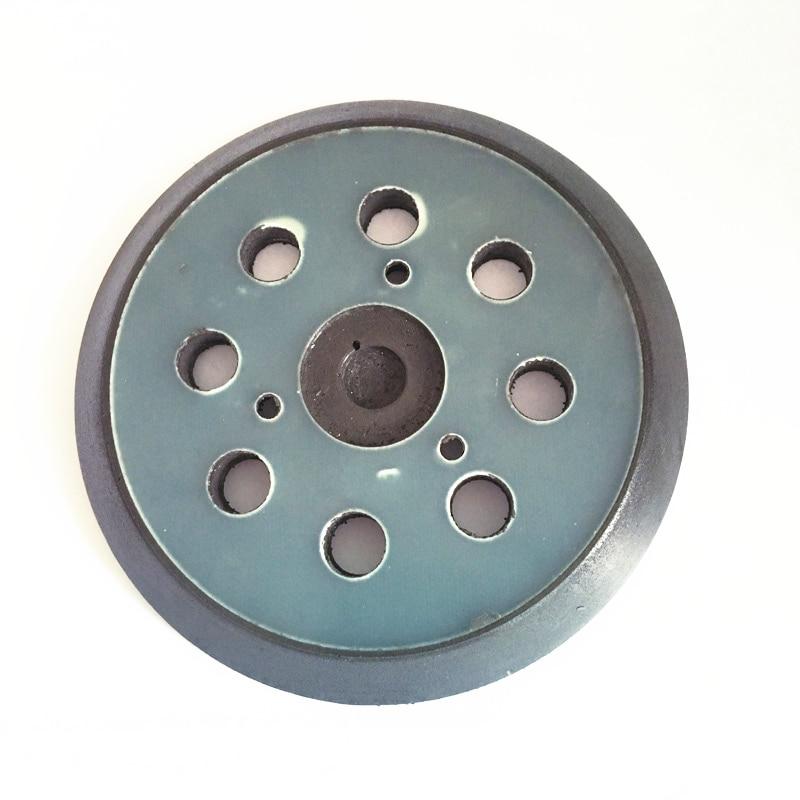 8 Hole Basis For Orbit Sander Replace For Dewalt DW423 DW421 D26453 DW26451 Hitachi SV13YB SV13YA Power Tool Accessories TOOLS