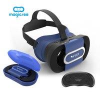 RITECH VR GO Mini Folding VR Glasses 3D Helmet Virtual Reality 3D Game For 4 7