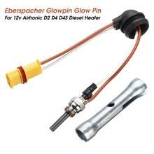 12 В для Eberspacher Glowpin светящийся штыревой разъем 1000-8000KVA для Airtronic D2 D4 D4S дизельных нагревателей w/гаечный ключ
