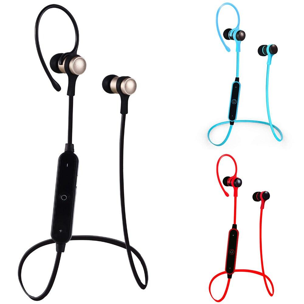 4.1 Bluetooth headset wireless sports running headphones ear hook music earphones