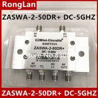 [SA] Мини каналы ZASWA 2 50DR + DC 5GHZ PIN SPDT переключатель SMA