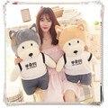 Single Dog soft toy spongebob ty beanie boos minions  cute stuffed animals with big eyes dog toys pokemon spongebob
