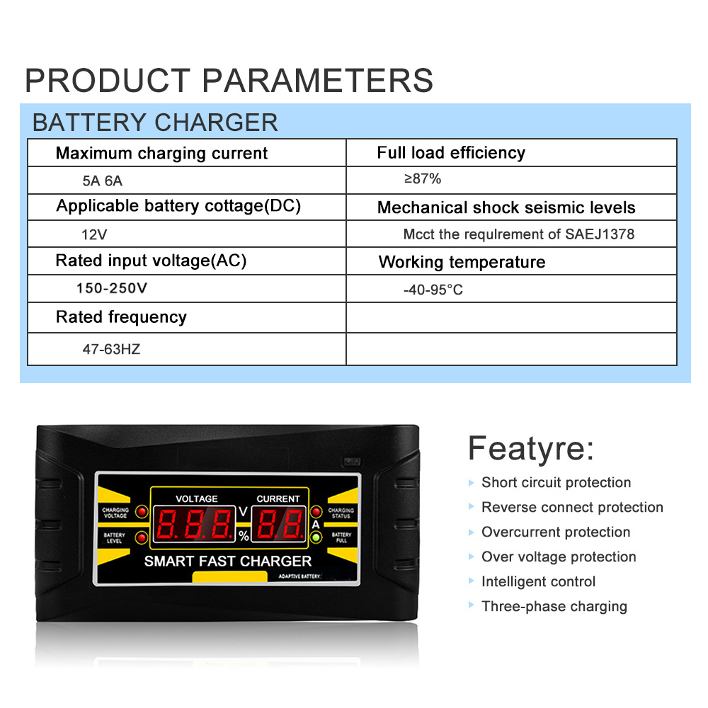 12V 6A CHARGER (2)