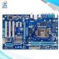 Для Gigabyte GA-H61-S3 Оригинальный Б H61-S3 Рабочего Материнская Плата Для Intel H61 LGA 1155 Для i3 i5 i7 DDR3 16 Г ATX
