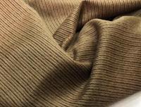 Camel Striped Alpaca Albaka Cashmere wool coat fabric,printing super wax hollandais african sequin christma knit fabric A070