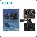 ЭКЕН H8 Pro Действий камеры ультра 4 К/30fps Ambarella A12 3840*2160 пульт дистанционного Wi-Fi pro Шлем Cam go водонепроницаемая камера Спорта H8Pro