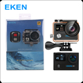 EKEN H8 Pro Action camera ultra 4K / 30fps Ambarella A12 3840*2160 remote WiFi pro Helmet Cam go waterproof Sport camera H8Pro