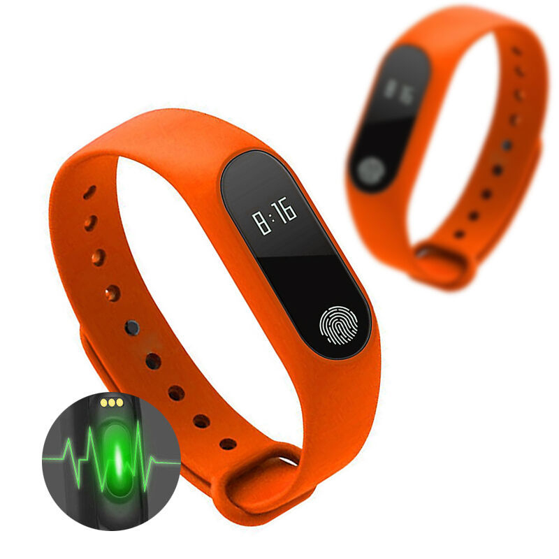 DTNO.I mi band 2 M2 Smart Bracelet Heart Rate Monitor Bluetooth Smartband Health Fitness Tracker SmartBand Wristband 10