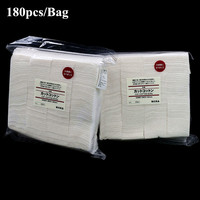 180pcs Bag 100 Original Muji Cotton Japanese Organic Cotton For Eletronic Cigarettes Coils RDA RBA RDTA