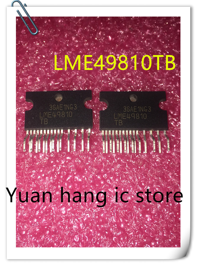 1PCS/LOT  LME49810TB LME49810 LME49810TB/NOPB TO247