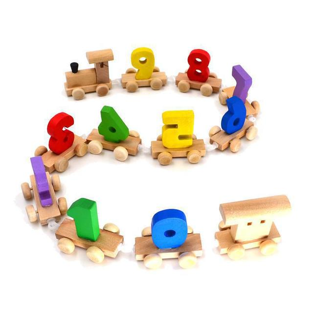 Brand BOHS Children Wooden Math Educational Mathematics Digital ...