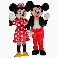 2013 Wedding Minnie Mascot Costume Pink Minnie Mouse Mascot Costume Free Shipping
