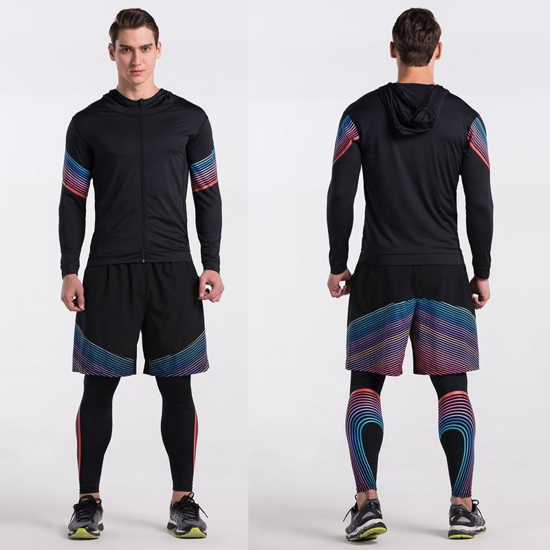 მამაკაცი აწარმოებს - სპორტული ტანსაცმელი და აქსესუარები - ფოტო 3