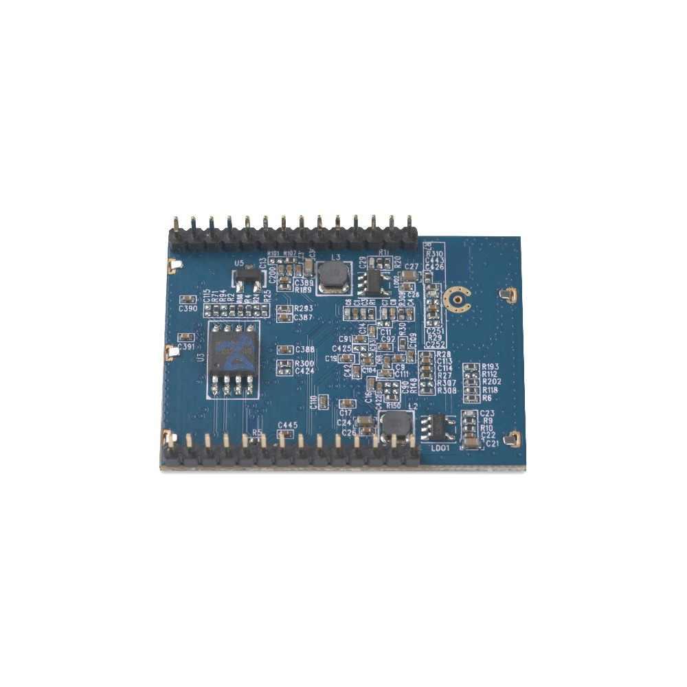 Envío Gratis RS232 RS485 serie WIFI integrado módulo inalámbrico con antena chip 32 M RAM 8 M Flash HLK-RM04