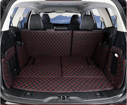 Special Trunk Mats For Ford Edge Seats   Durable Boot Carpets