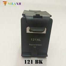 For HP 121 121xl Black ink Cartridge For HP121 xl Deskjet 1050 2050 F2560 F2568 F4280 F4238 F5150 D2460 F2180 F4140 F4172 F4180 картридж с чернилами uniprint 2 121xl hp 121 xl hp deskjet 2050 1050 f2480 f2492 for hp121