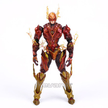 Variant Play Arts Kai DC Comics No.4 The Flash PVC Action Figure Collectible Model Toy 26cm