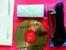 Điểm R0E00008AKCE00 Renesas Renesas E8A Mô Phỏng Đầu Đốt Cho H8 Và M16C R8C M16C 740