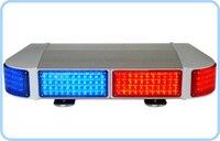 Higher star 60cm 70W Led car warning lightbar,Emergency light bar with Cigare lighter for police ambulance fire,waterproof