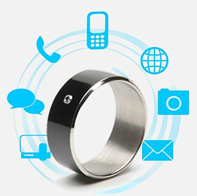 Timbre inteligente 2 para teléfonos móviles nfc android wp dispositivo portátil inteligente multifunción anillo mágico para samsung xiaomi htc lg