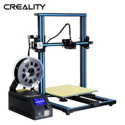 Grote Maat CR-10S Creality 3D Printer Full Metal 300*300*400 MM CR-10S Printer Plus Afdrukken Size 3D Stampante DIY Kit