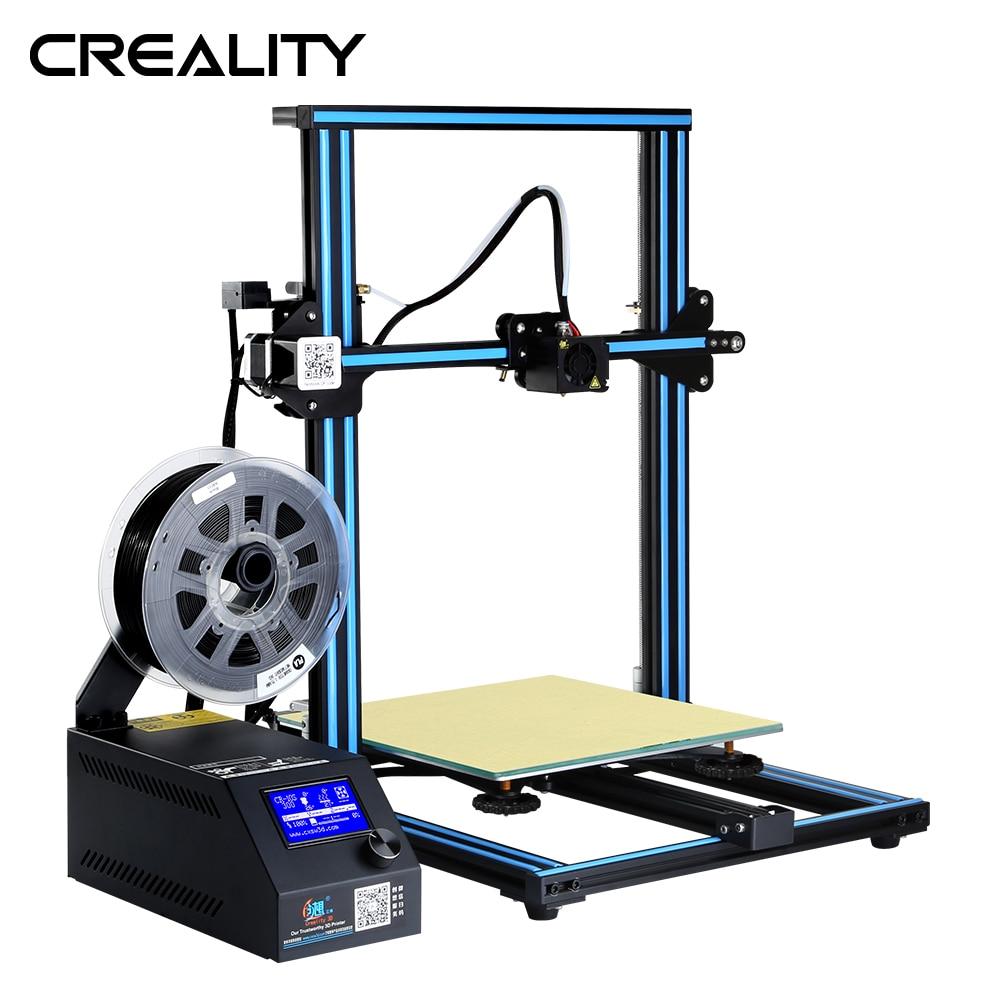 Large Printing Size CR 10 Creality 3D Printer Full Metal