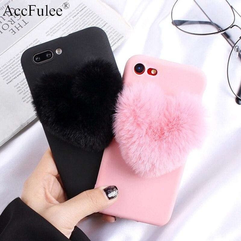 Phone Bags & Cases Izyeky Case For Samsung Galaxy J3 J5 J7 2017 Eu Fur 3d Love Hearts Silicone Phone Cover For J3 J5 J7 2017 J330fj530f J730f