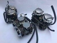 2018 Новый LIFAN карбюрировать для Yamaha XV400 карбюратор V400 карбюратор в сборе для V400 V535 V600 V650 Harley 883