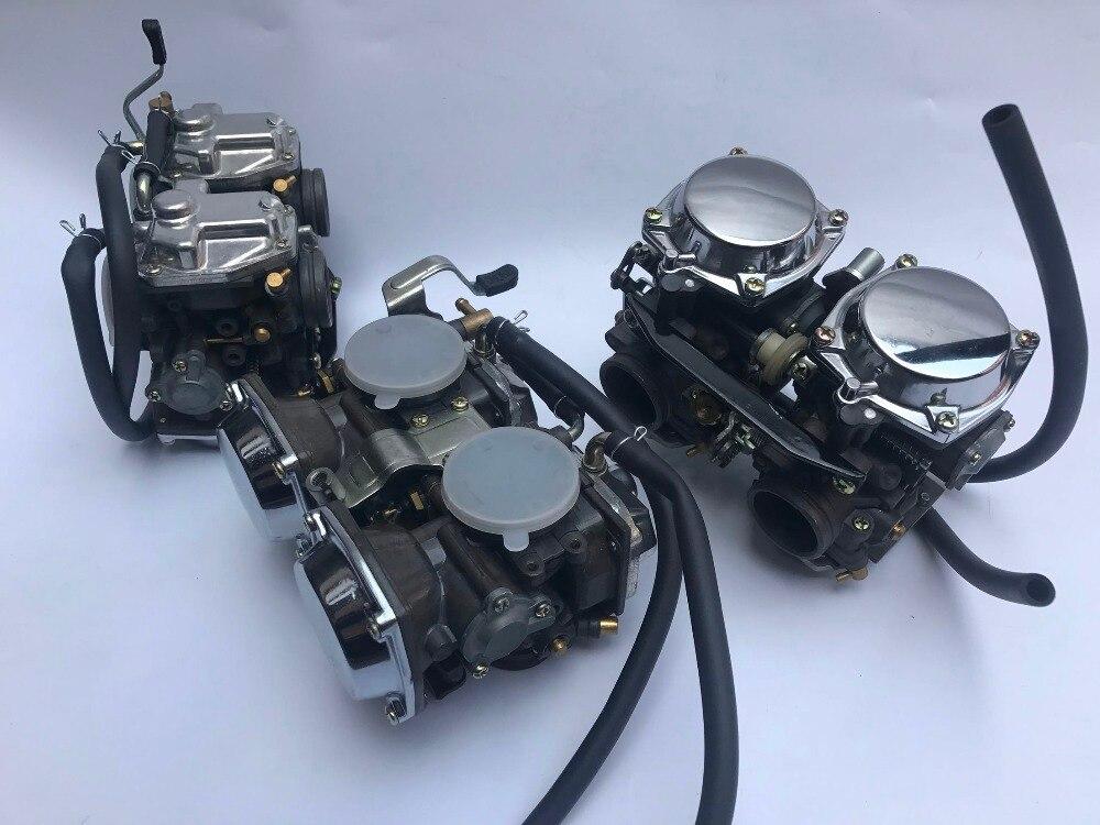 2018 di MARCA NEW LIFAN Carburet Per Yamaha XV400 carburatore V400 carburatore assemblea per V400 V535 V600 V650 Harley 883