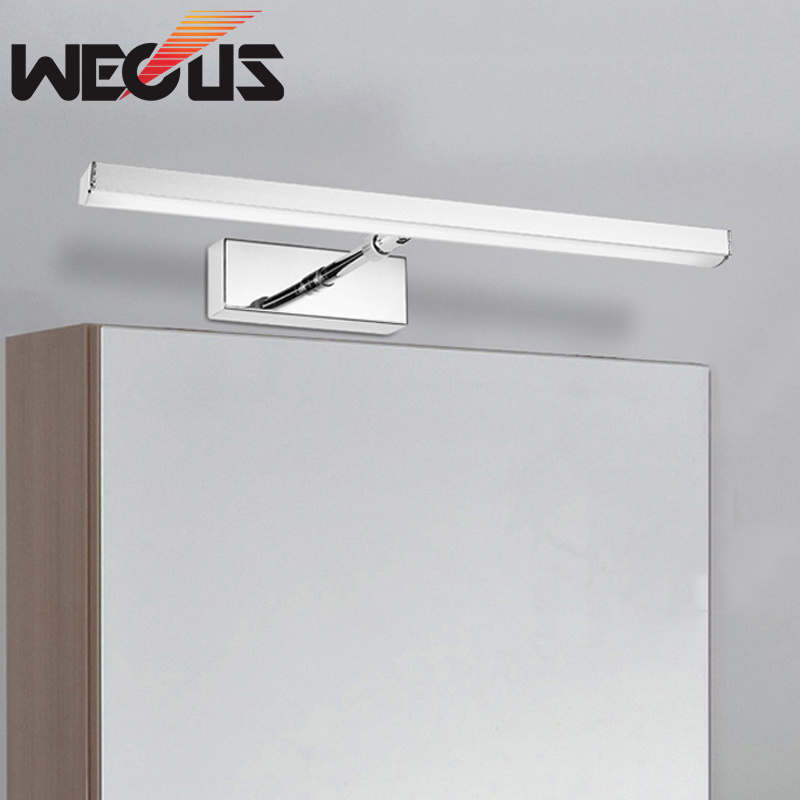 Popularne Adjustable Bathroom Mirror Kupuj Tanie
