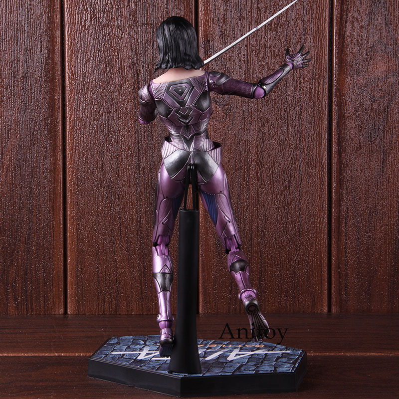 Image 3 - Alita Action Figure Legend Creation Alita Battle Figure 1/6 Scale Alita Figure PVC Collectible Model Toy 25.5cmAction & Toy Figures   -