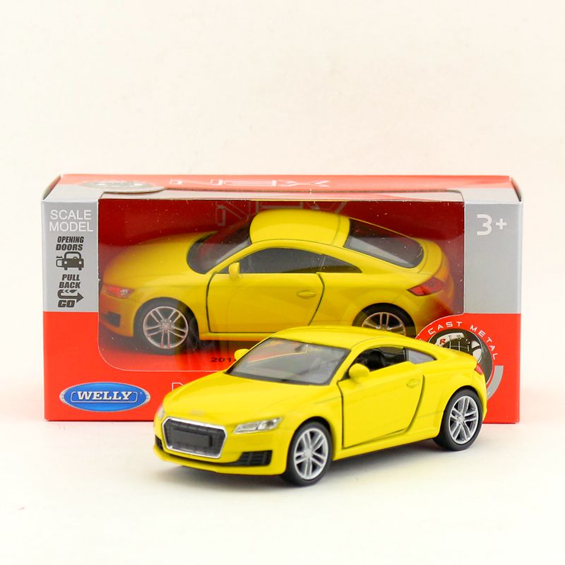 Free Shipping/WELLY Toy/Diecast Model/1:36 Scale/2010 Audi